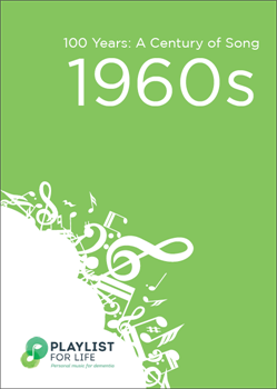 A link to the top songs of the 1960s .pdf file is present