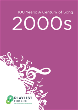 A link to the top songs of the 2000s .pdf file is present