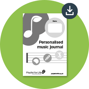 Personalised Music Journal