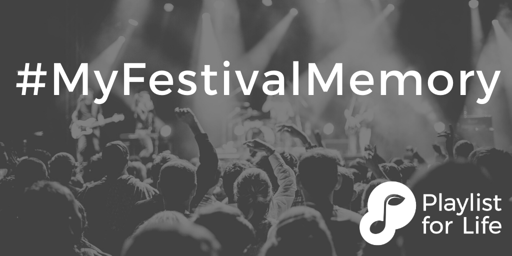 My festival memory